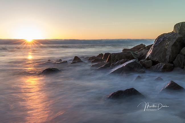 Sunset at Salt Creek